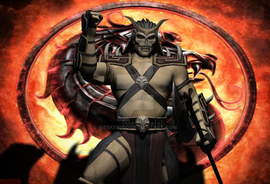 Mortal Kombat by Wesker500 on DeviantArt