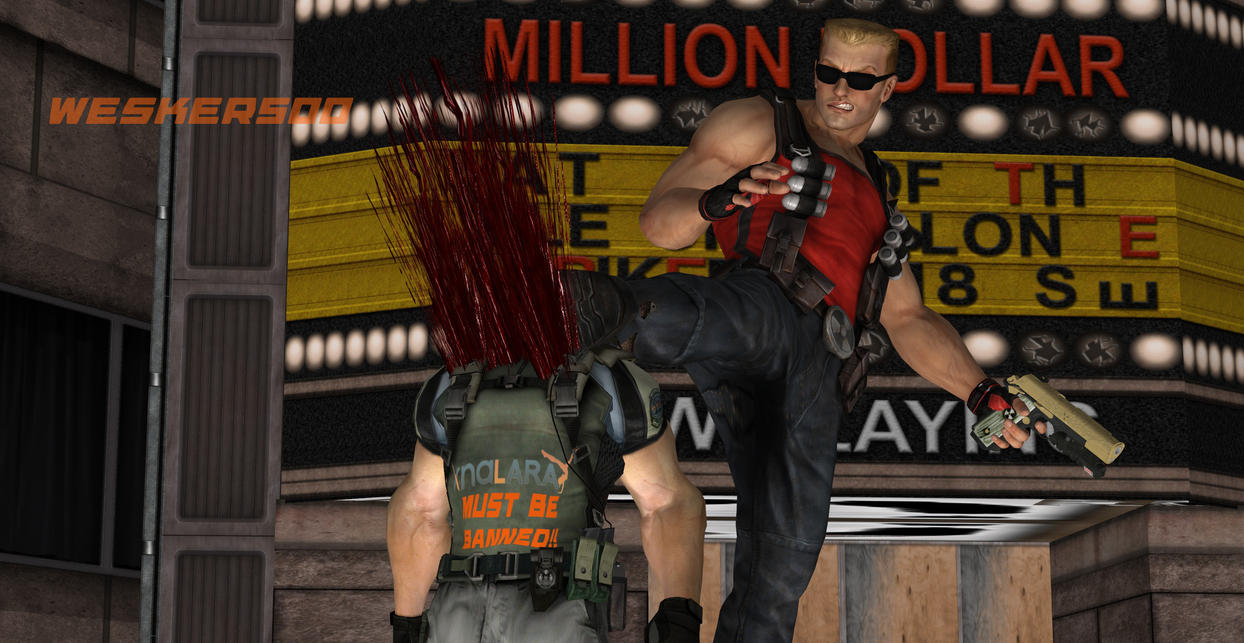 Fuck Politics by Wesker500