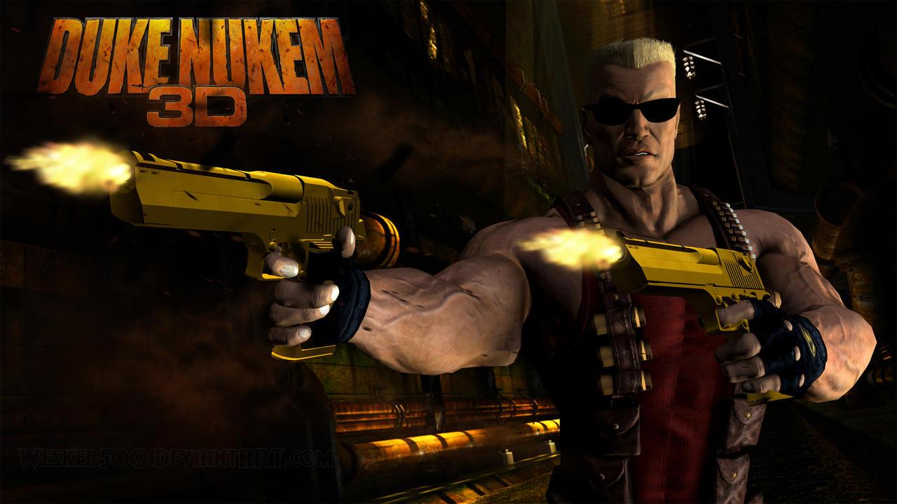Duke Nukem Wallpaper By Wesker500