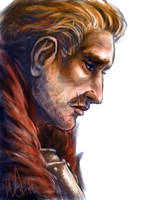 Cullen Rutherford by StrawberriPaopuJuice