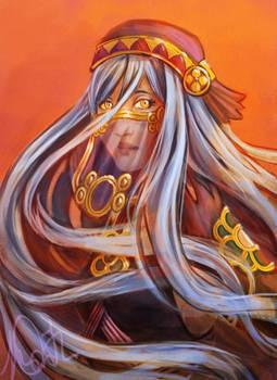 Fire Emblem Mysterious Dancer
