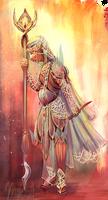 Priestess by StrawberriPaopuJuice