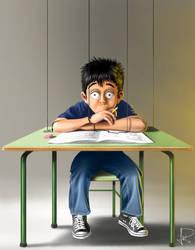 Marionetas de colegio by alvarezpacios