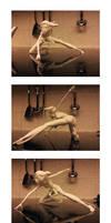Chell Figurine Turnaround
