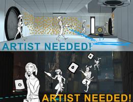 Artist Needed for Story Reel by alexzemke