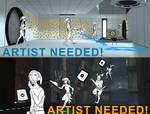 Artist Needed for Story Reel