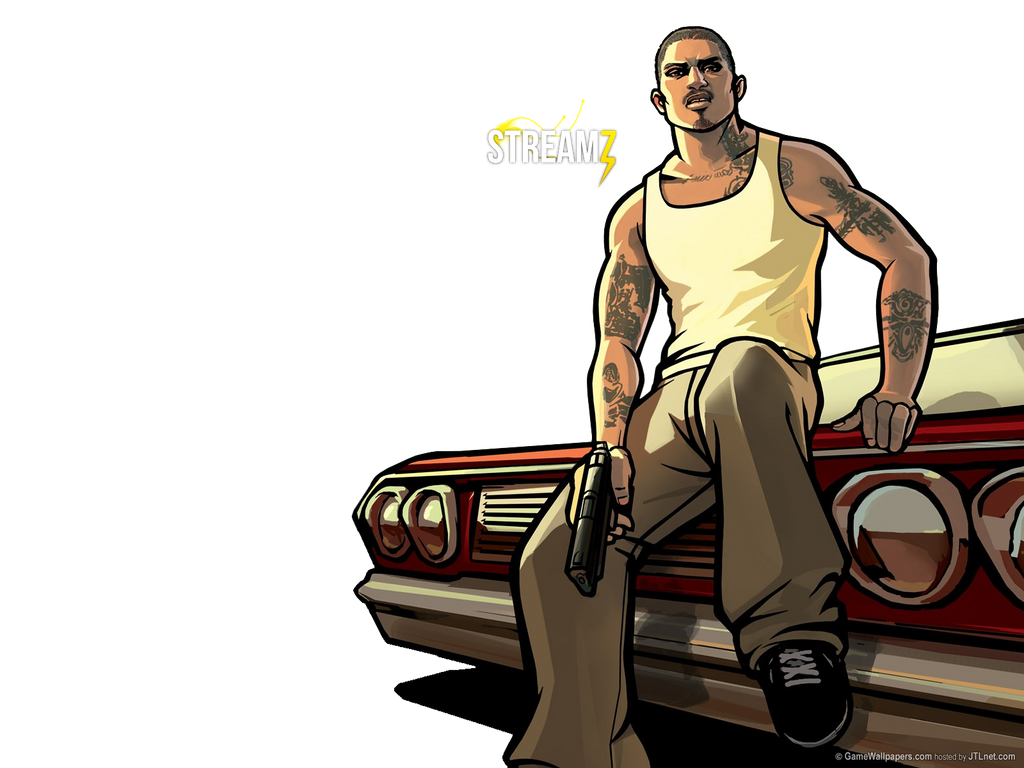 Gta 5 Cartoon Characters : Gta san andreas render by streamz on deviantart