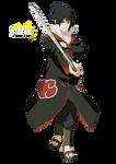 Uchiha Sasuke Render