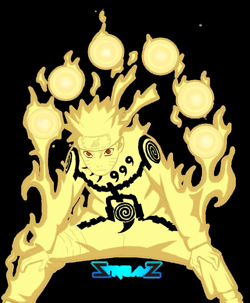 Naruto Rikudou Render by StreamZ96 on DeviantArt