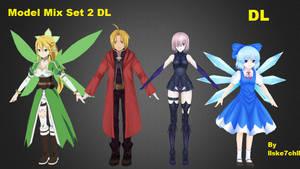 Random Model Mix Set 2 DL