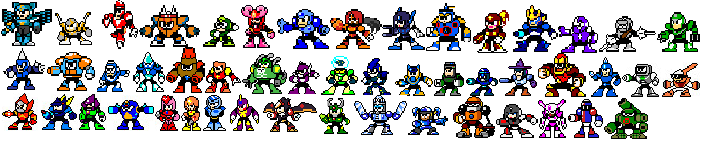 fan robot masters by CrossoverGamer