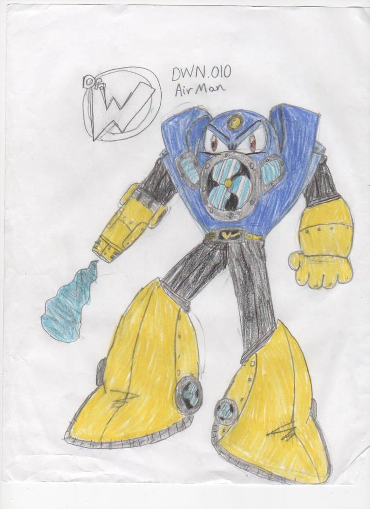 Airman Megamix -colored-