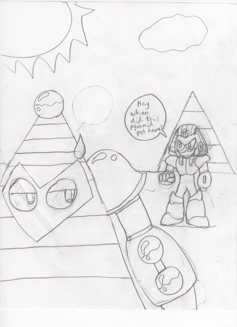43. Pyramid by CrossoverGamer