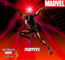 Deadpool New Wallpaper by CrossoverGamer