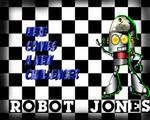 Robot Jones Wallpaper