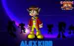 Sonic and All-Stars Clash-Alex Kidd-