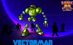 Sonic and All-Stars Clash -Vectorman-