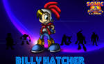Sonic and All-Stars Clash -Billy Hatcher-