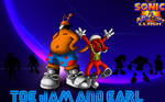Sonic and All-Stars Clash -Toe Jam and Earl-