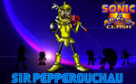 Sonic and All-Stars Clash -Sir Pepperouchau-