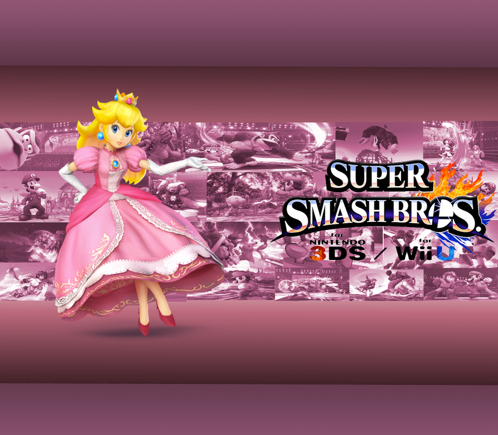 Peach Wallpaper by CrossoverGamer