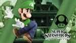 Super Smash Bros. Ultimate- Luigi