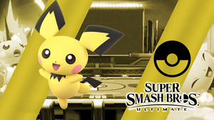 Super Smash Bros. Ultimate- Pichu by CrossoverGamer