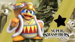 Super Smash Bros. Ultimate- King Dedede