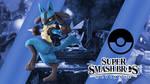 Super Smash Bros. Ultimate- Lucario