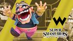 Super Smash Bros. Ultimate- Wario