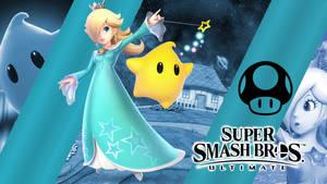 Super Smash Bros. Ultimate- Rosalina and Luma
