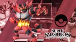 Super Smash Bros. Ultimate- Incineroar
