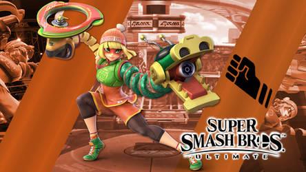 Super Smash Bros. Ultimate- Min Min
