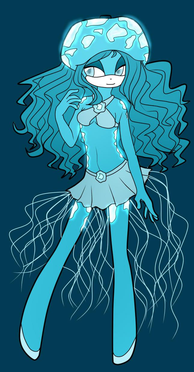 jellyfish adoptable by liz ee on deviantart