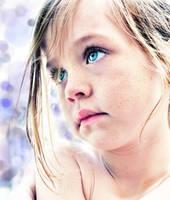 Eyes of Blue by 109sunrises