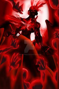 Original Artwork - The Depth of Hell