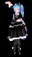 TDA:Lolita Miku V2!