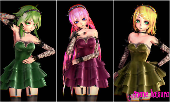MMD TDA:New Pack?