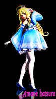 MMD Tda: New Model!!! by AmaneHatsura