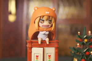 Nendoroid PhotoShoot: Umaru Chan 3 by AmaneHatsura