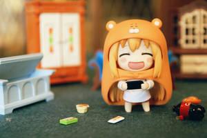 Nendoroid PhotoShoot: Umaru Chan 1 by AmaneHatsura