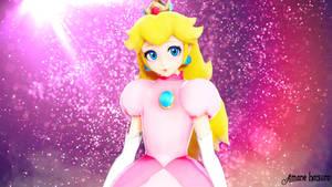 MMD TDA:Princess Peach