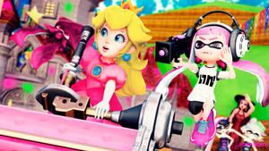 MMD Nintendo: Splatushroom