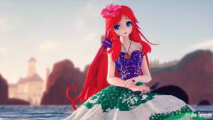 MMD TDA: ~ Ariel Lolita ~