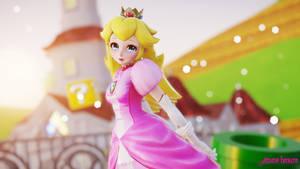 MMD TDA: ~ Princess Peach ~ [DL]