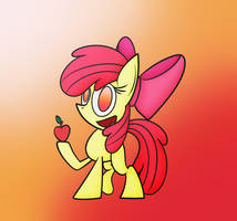 Apple Snapple Blooming Boomer by Deadninja21