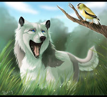 Birdsong by Daesiy