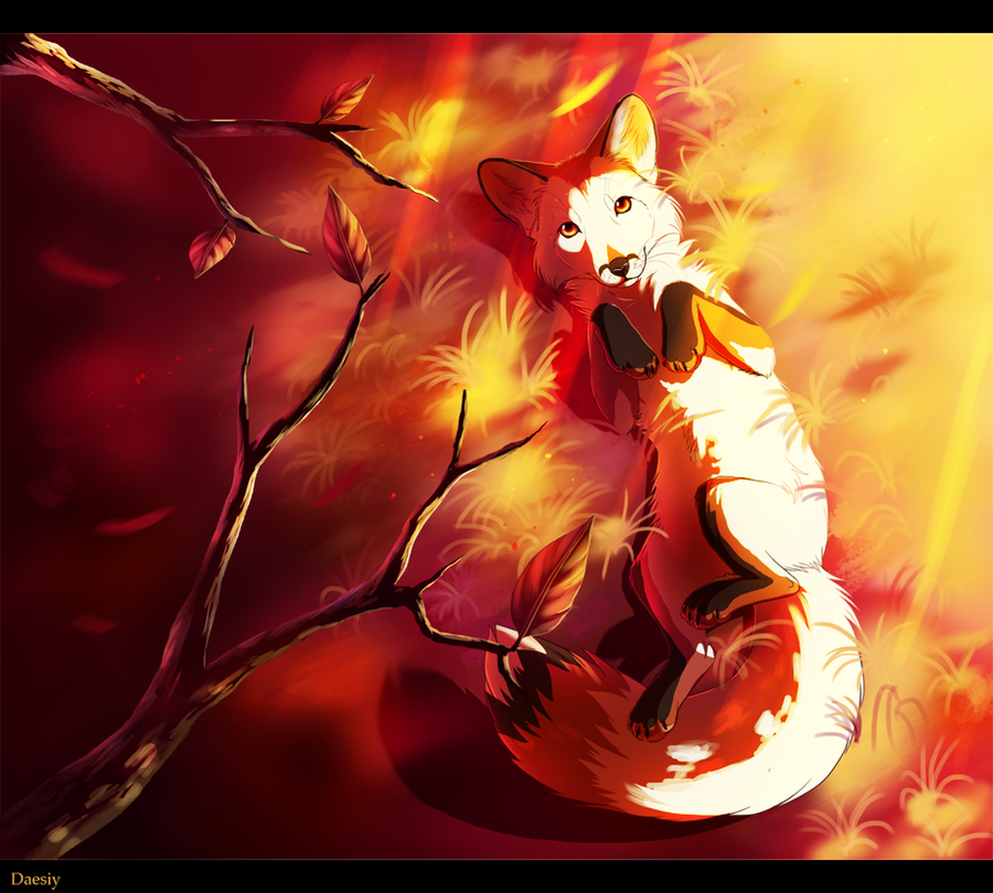 Autumn by Daesiy