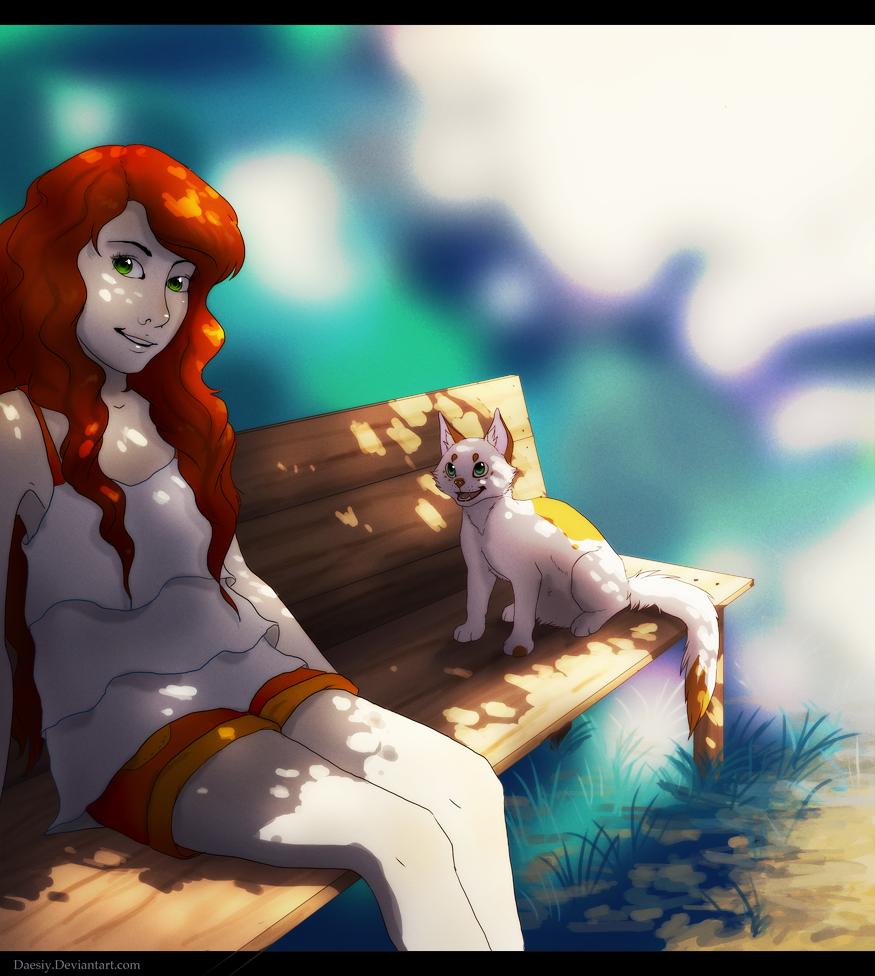 Zahra by Daesiy