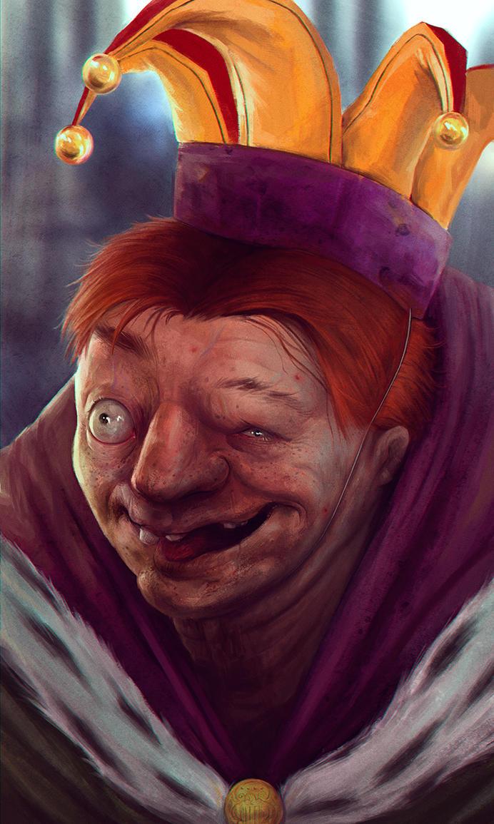Quasimodo by marcoalvares